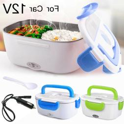 12v portable car electric heating lunch box