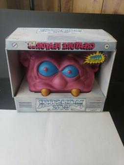 Creature Features Monster Box Pam and Frank Vintage Pink Lun