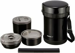 ZOJIRUSHI Heated lunch box Stainless steel lunch jar