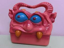 My Pet Monster Lunchbox Vintage Creature Features Monster Lu