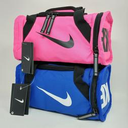 NEW! Nike Deluxe Mini Duffle Style Insulated Tote Lunch Box