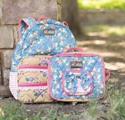 Matilda Jane Scholar Me Backpack With Lunch Buddies Lunchbox